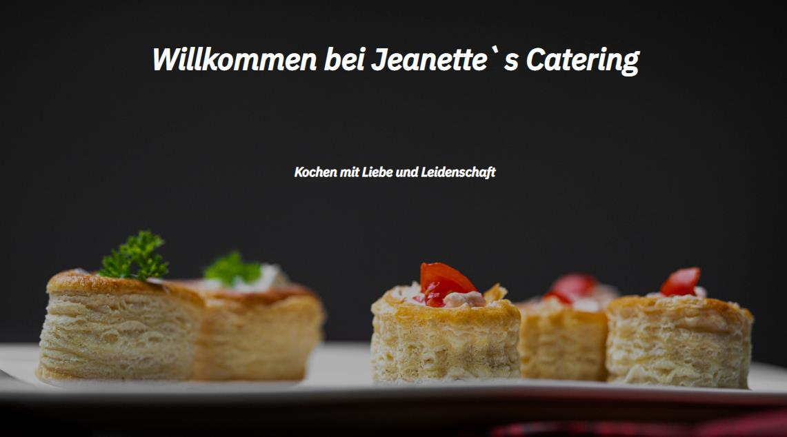 Jeanettes Catering